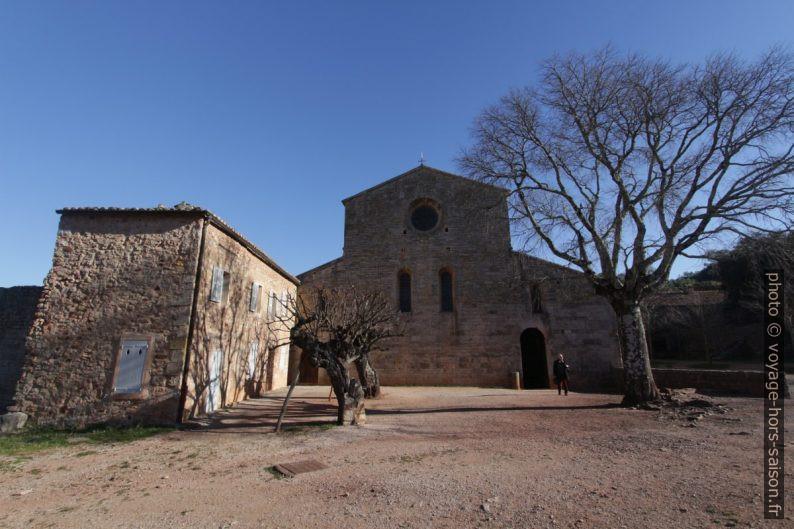 Abbaye du Thoronet. Photo © André M. Winter