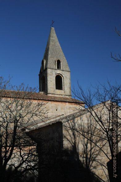 Clocher de l'Abbaye du Thoronet