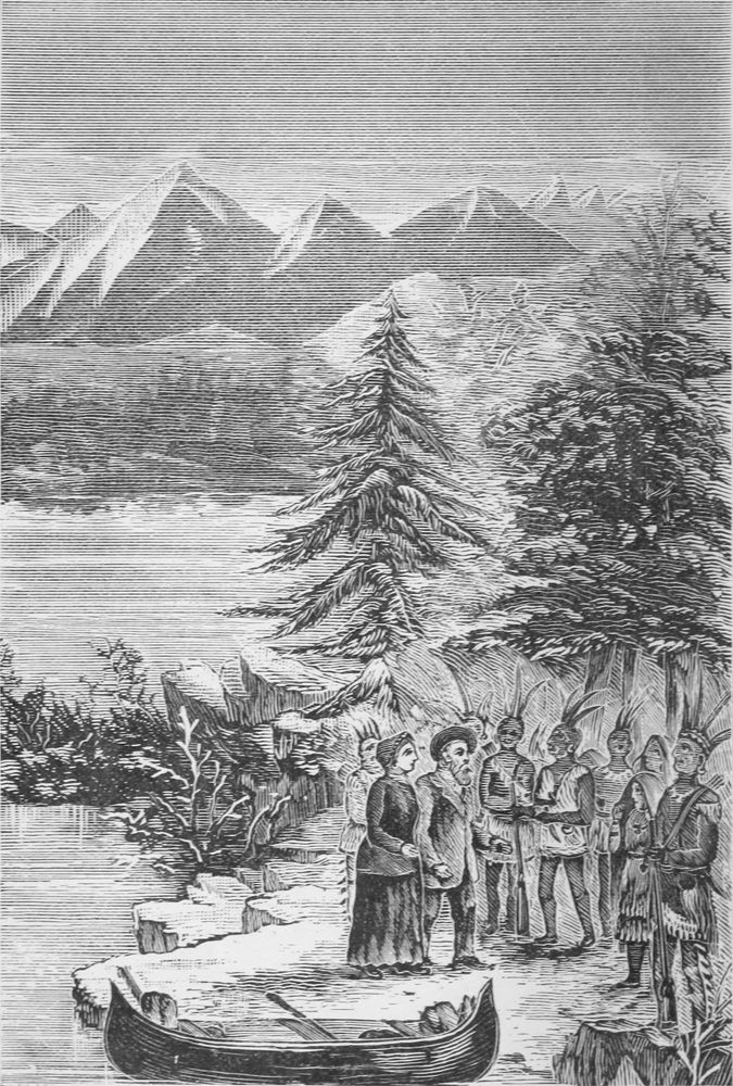 Vignette du livre La première canadienne du nord-ouest