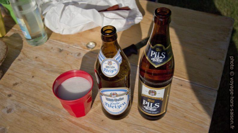 Bières bavaroises de Vill-Bräu