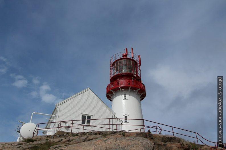Sous le phare de Lindesnes. Photo © André M. Winter