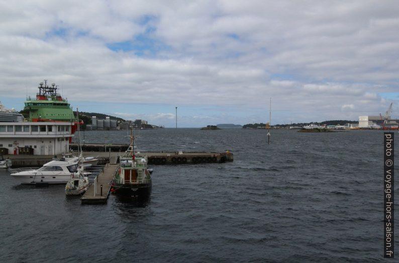 Byfjorden au nord de Stavanger. Photo © André M. Winter