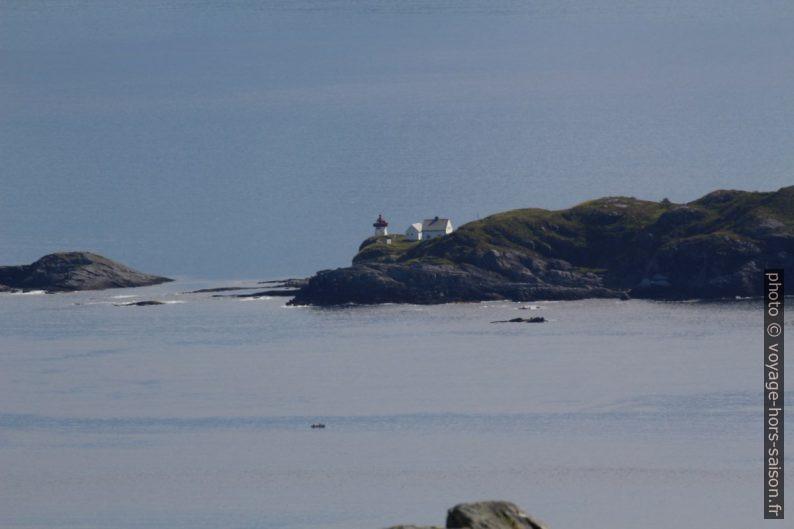 Le phare Skongenes Fyr. Photo © André M. Winter