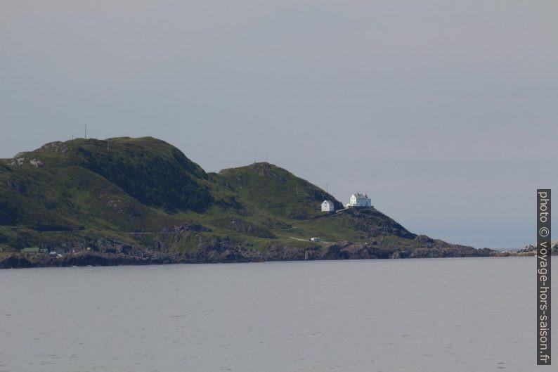 Le phare de Kråkenes au sud. Photo © André M. Winter
