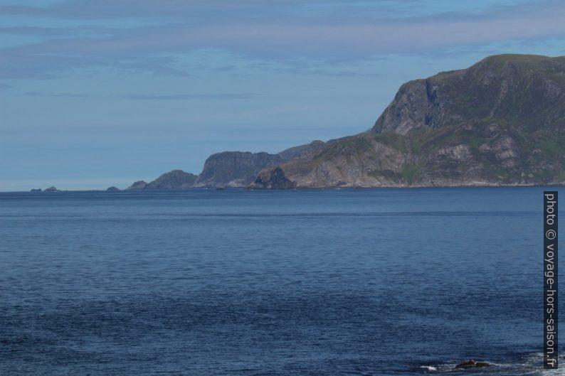 La côte sud du cap Hovden sur Stadlandet. Photo © André M. Winter
