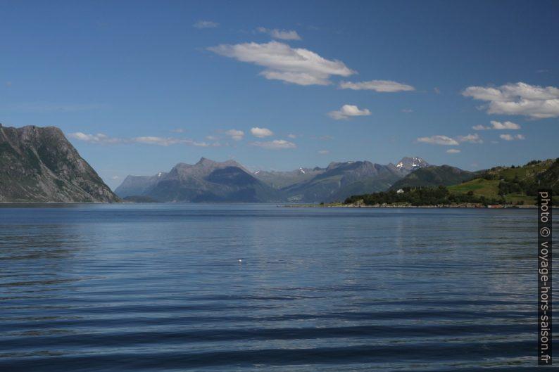 Rovdefjorden. Photo © Alex Medwedeff