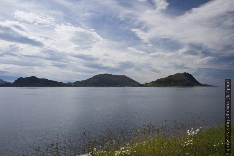 L'Île Sandøya. Photo © Alex Medwedeff