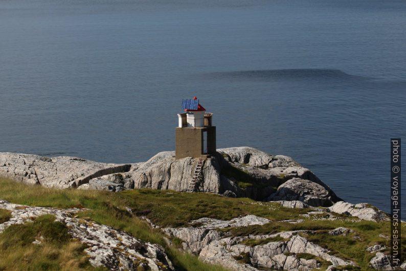 Le phare Hidsneset Fyr. Photo © André M. Winter