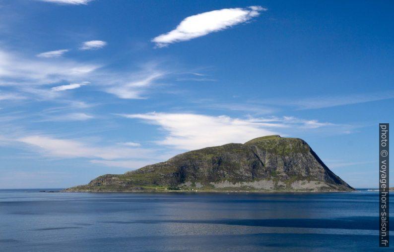 L'Île de Skorpa. Photo © Alex Medwedeff