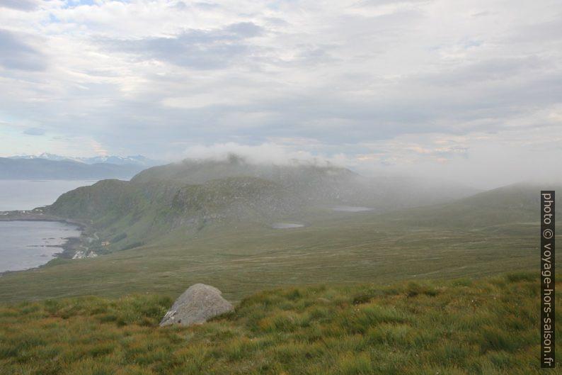 Plateau marécageux Myrane au centre Runde. Photo © Alex Medwedeff
