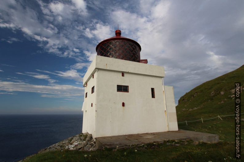 Le phare de Runde. Photo © André M. Winter
