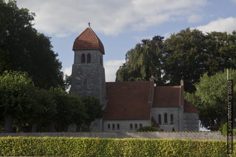 Højerup Kirke. Photo © André M. Winter