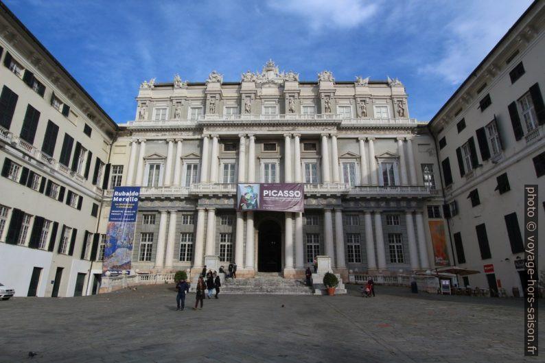 Palazzo Ducale de Gênes. Photo © André M. Winter
