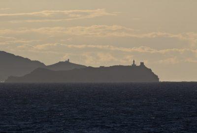 Île de la Giraglia au nord de la Corse. Photo © André M. Winter