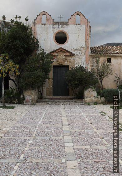 Chiesa della Tonnara di Scopello. Photo © Alex Medwedeff