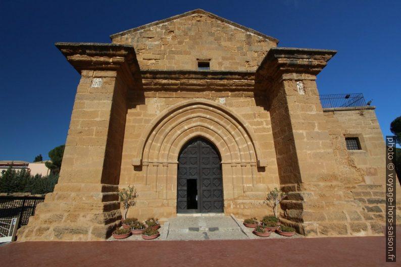 Chiesa di San Nicola à Agrigento. Photo © André M. Winter