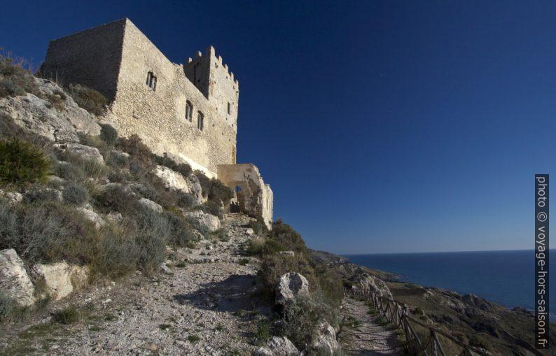 Castello di Montechiaro. Photo © André M. Winter