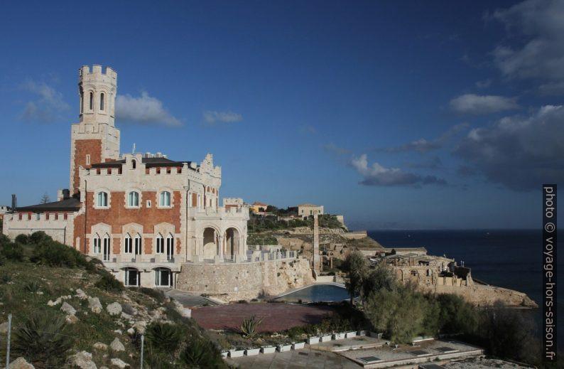 Castello Tafuri. Photo © Alex Medwedeff