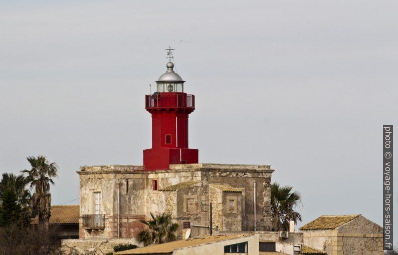 Phare de la Punta Castelluccio. Photo © André M. Winter