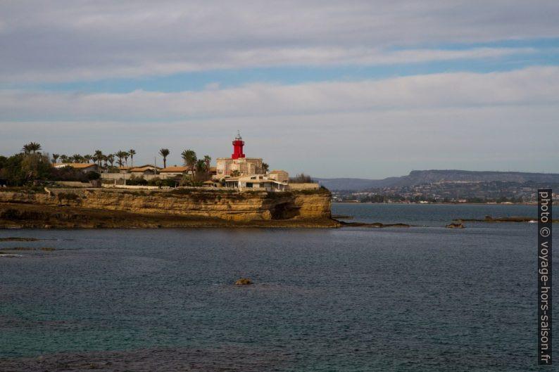 Faro di Punta Castelluccio. Photo © Alex Medwedeff