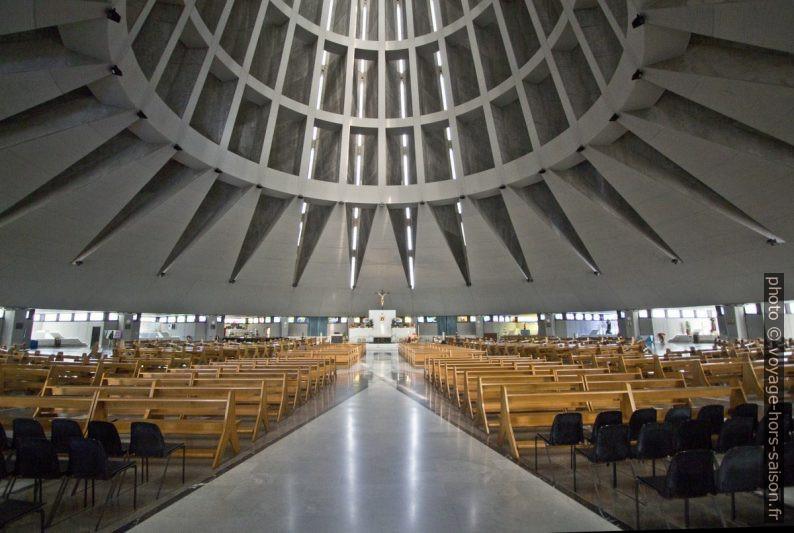 Basilique du Santuario delle Madonna delle Lacrime. Photo © André M. Winter