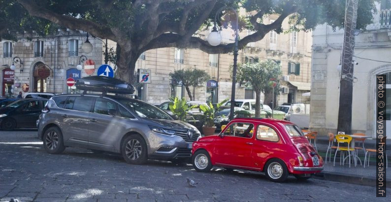 La société grossit comme ses voitures. Photo © Alex Medwedeff