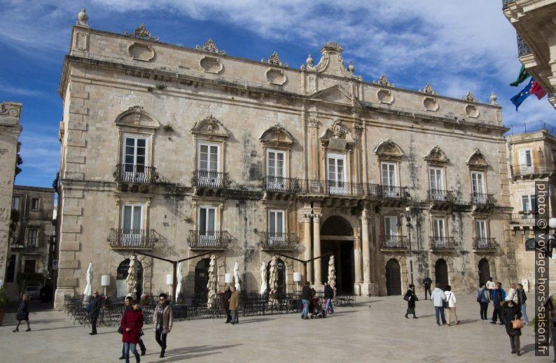 Palazzo Beneventano del Bosco. Photo © André M. Winter