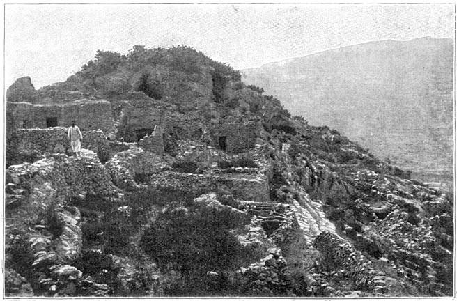 Le village de Mech