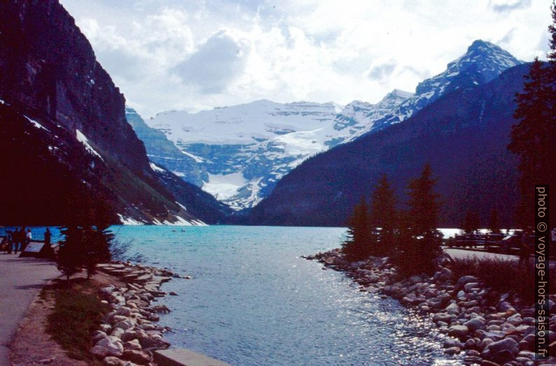Lake Louise. Photo © André M. Winter