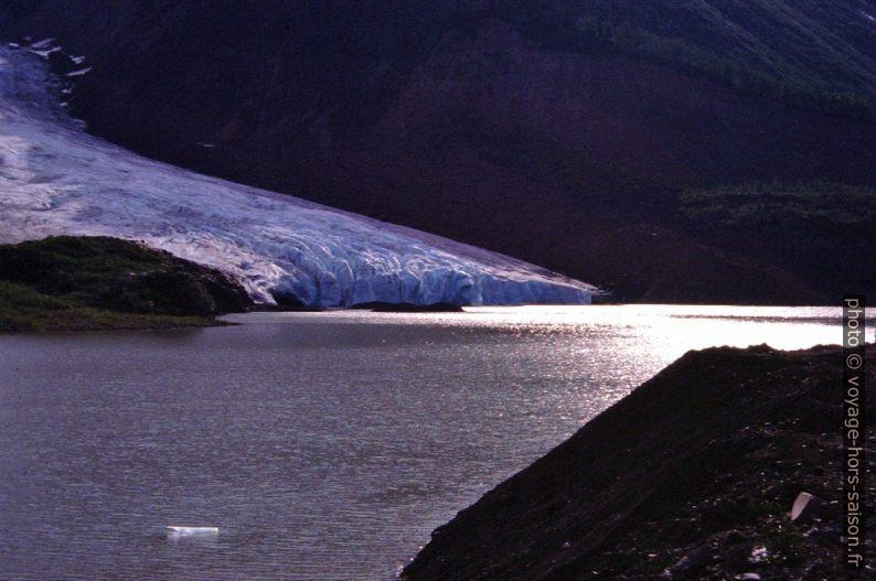 Bear-Gletscher, 590 m. Photo © André M. Winter