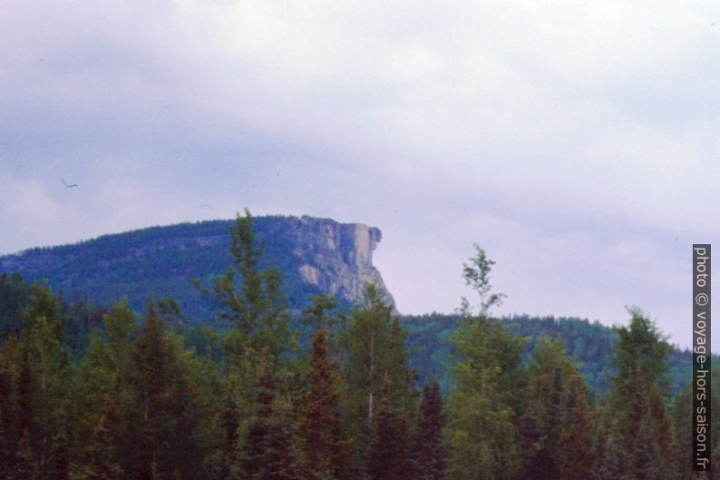 Indian Head Mountain. Photo © André M. Winter