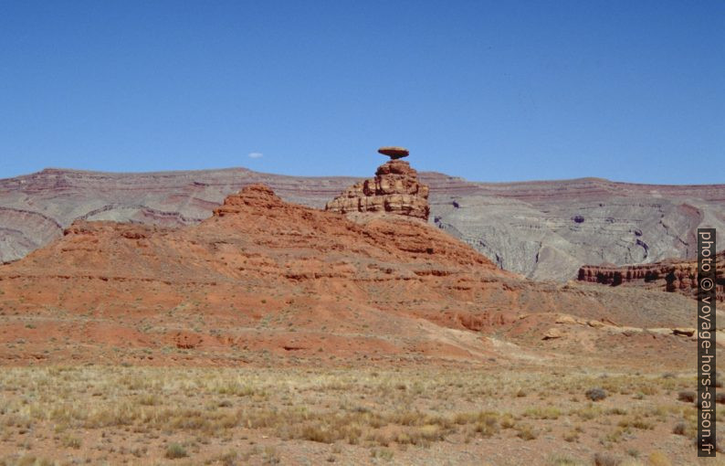 Mexican Hat. Photo © André M. Winter