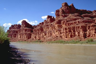 Le San Juan River. Photo © André M. Winter