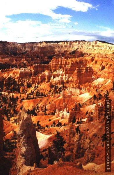 Thors Hammer dans le Bryce Canyon National Park. Photo © André M. Winter