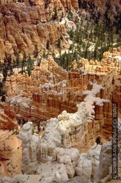 Dédale du Bryce Canyon. Photo © André M. Winter