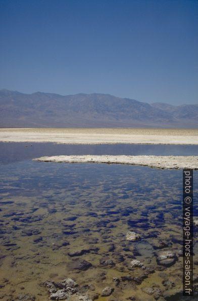 Lac de Badwater. Photo © André M. Winter