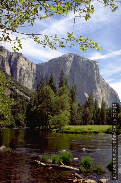 El Capitan dans le Yosemite Valley. Photo © André M. Winter