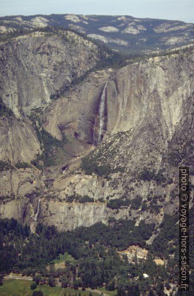 Les Yosemite Falls. Photo © André M. Winter
