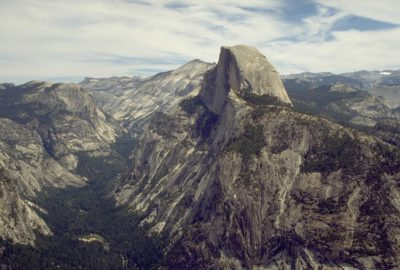 Half Dome, 2695 m. Photo © André M. Winter