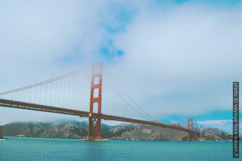 Le Golden Gate Bridge . Photo © André M. Winter