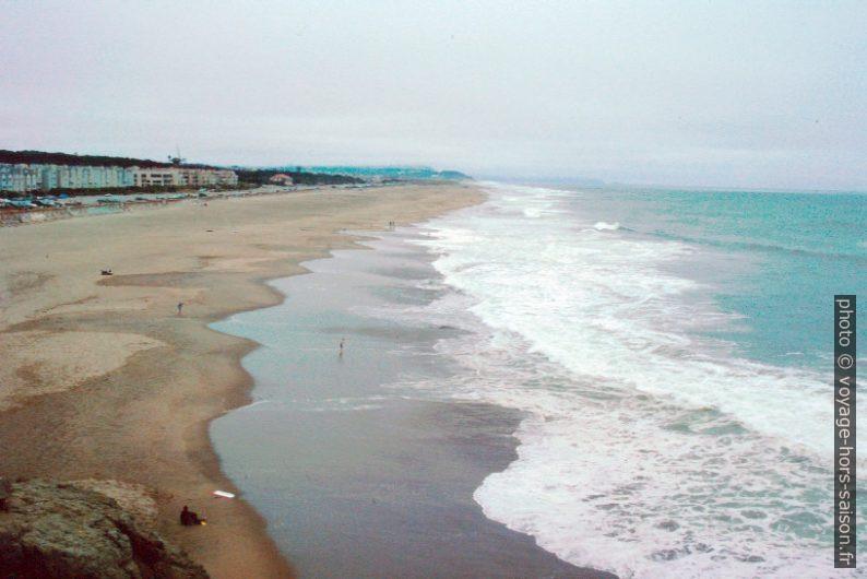 L'Ocean Beach de San Francisco. Photo © André M. Winter