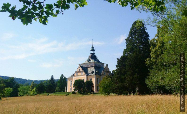La Villa Toscana. Photo © André M. Winter