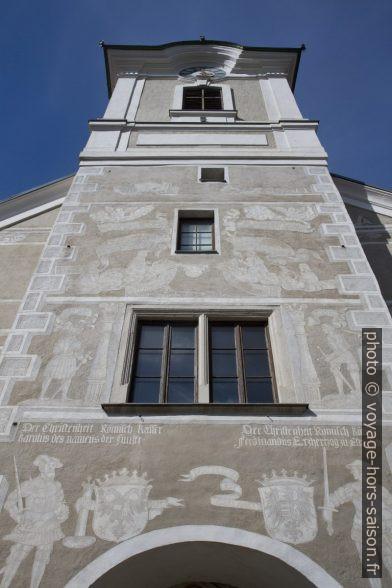 Altes Rathaus von Zwettl. Photo © André M. Winter