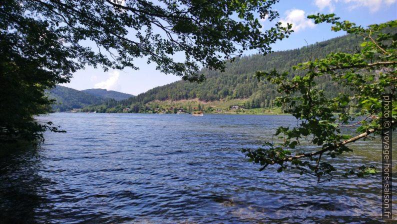 Le lac Lunzer See. Photo © André M. Winter