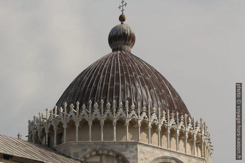 Dôme de la Cathédrale de Pise. Photo © André M. Winter