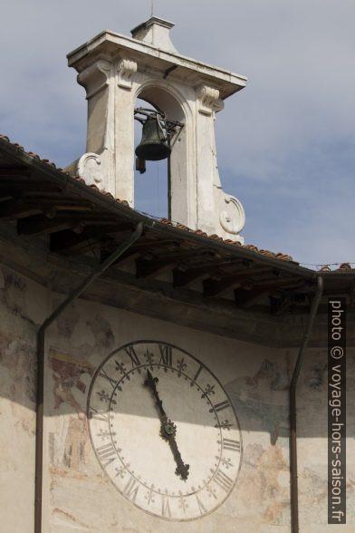 L'horloge du Palazzo dell'Orologio. Photo © André M. Winter