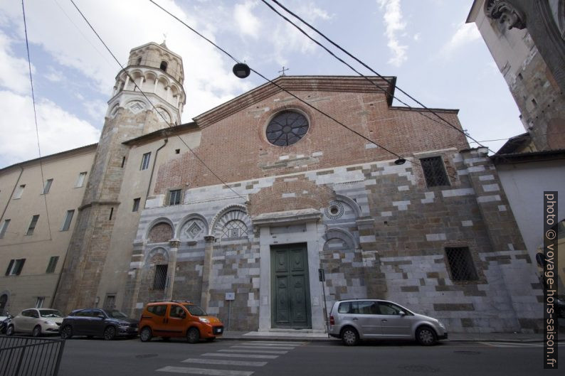 Chiesa di San Nicola di Pisa. Photo © André M. Winter