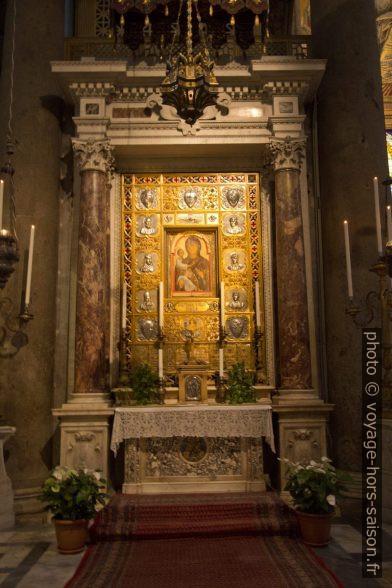 Madonna di sotto gli organi. Photo © André M. Winter