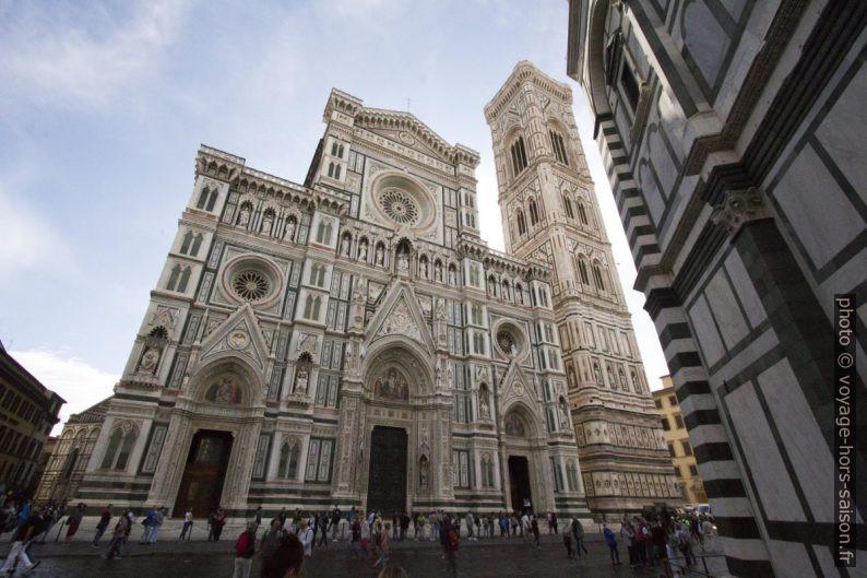 Il Duomo di Firenze. Photo © André M. Winter