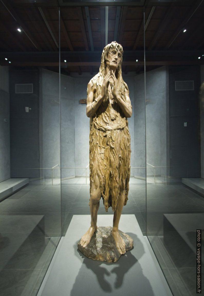Madeleine pénitente par Donatello. Photo © André M. Winter